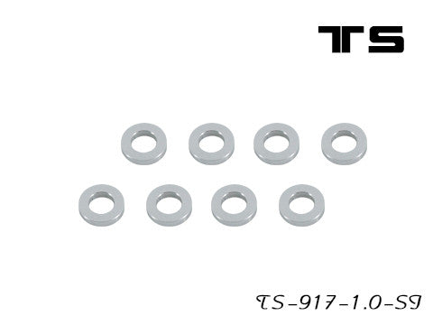 TS-917-1.0-SI Alumium washer(3*5.5*1)