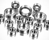 Super Precision Ceramic Ball Bearing 1/4 x 3/8 Flanged (2pcs)