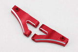 Y2-R08FUC - Aluminum front upper A arm for YD-2 (Red/Bevel edge)