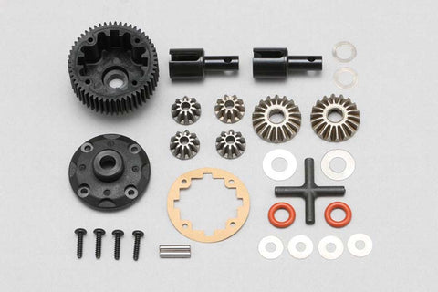 Z2-500MG3 - Metal gear diff kit (High capacity) for YZ-2 series