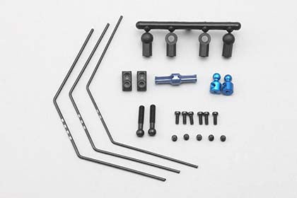 B7-412FS - Front stabilizer set