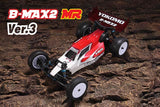 BMAX2 MR Ver3 FACTORY - 1:10 2WD + ESC Brushless