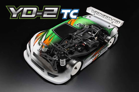 # YOKOMO YD-2TC Touring Car RWD