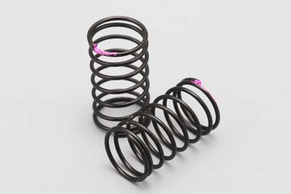 YS-1280 Long Shock Spring for D-MAX HSS (Pink)