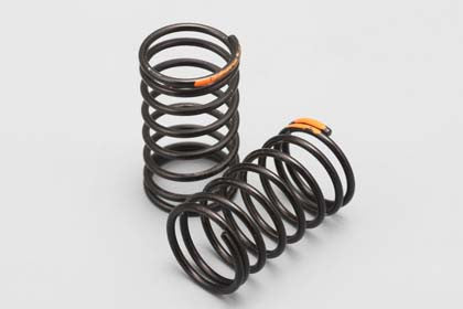 YS-1480 Long Shock Spring for D-MAX HSS (Orange)