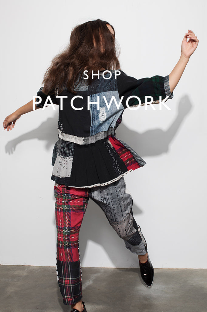 SHOP PATCH WORK