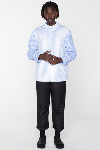 OXFORD SHIRT - BLUE STRIPE