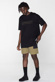 SAM BOARD SHORT - KHAKI
