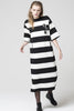 Primitive Play T Dress, Stripe