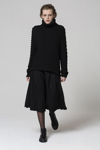 Displaced Jumper, Black