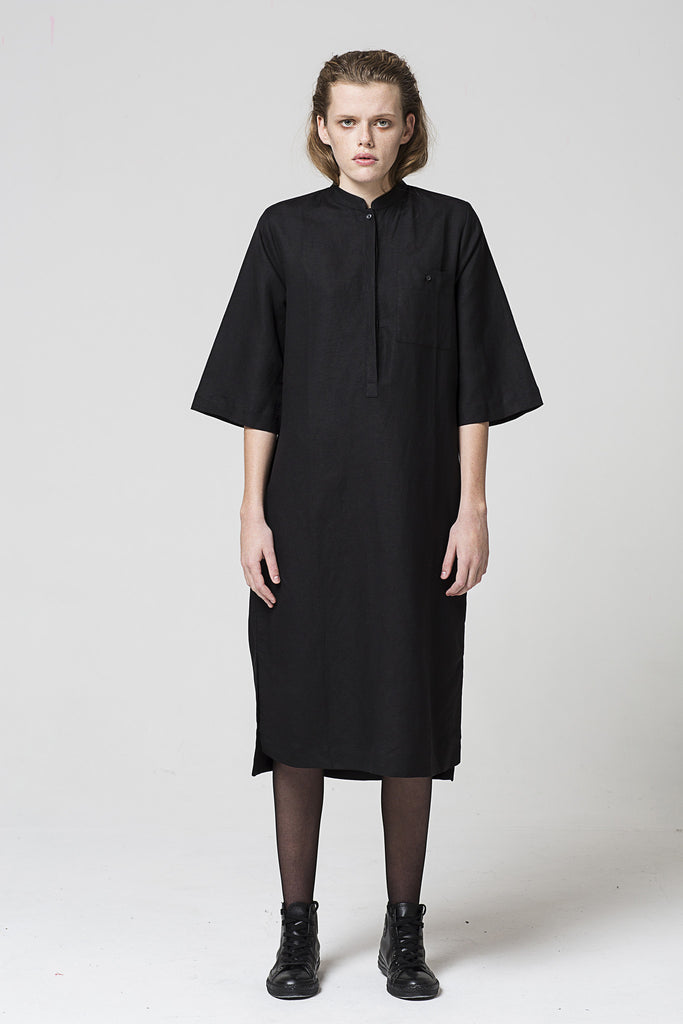 Society Overdress, Black