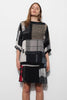CEREMONY T DRESS - PATCHWORK