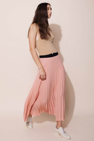 URMA SKIRT - PEACH PINK