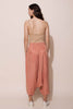 CROWN PANT - PEACH PINK
