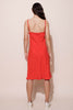 SLIP DRESS - RED