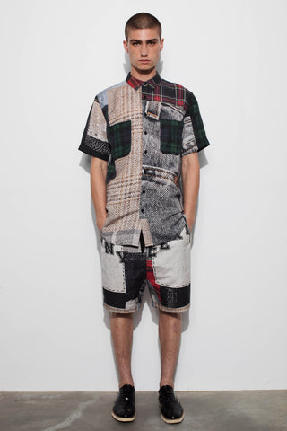 CEREMONY SHORT - PATCHWORK