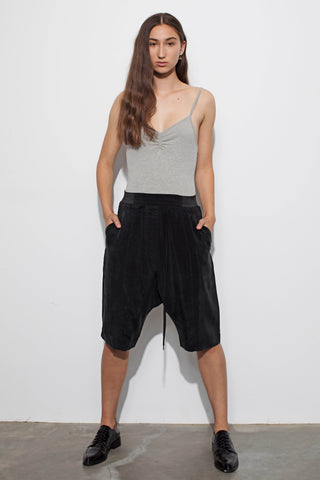 CROWN SHORT - BLACK