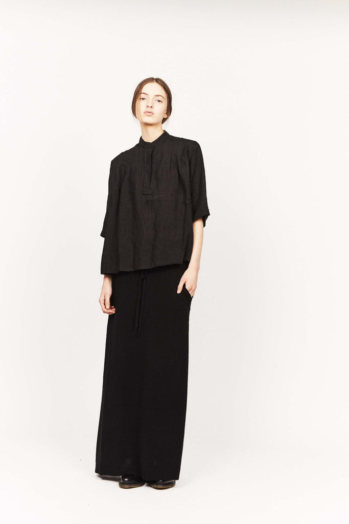 THE END BLOUSE, BLACK