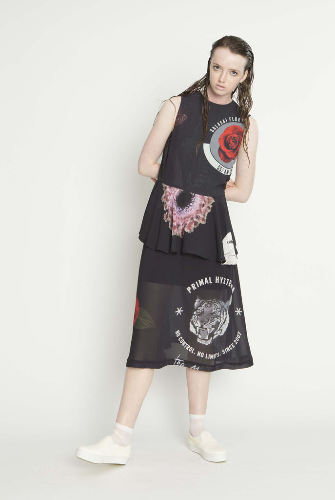 World of Mayhem Dress