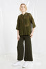 LEISURE KNIT PANT - KHAKI