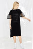 SPEAK PEACE T DRESS