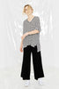 LEISURE KNIT PANT - BLACK