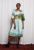 UNSTUDIED DRESS - DREAMERS PRINT