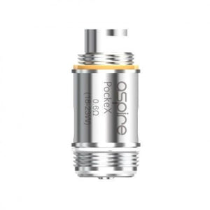 Aspire PockeX Replacement Coils - Vaping Bear