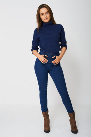 Highwaist Skinny Jeans Ex-Branded