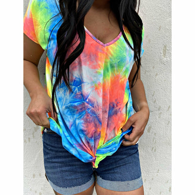 knotted tie dye boutique