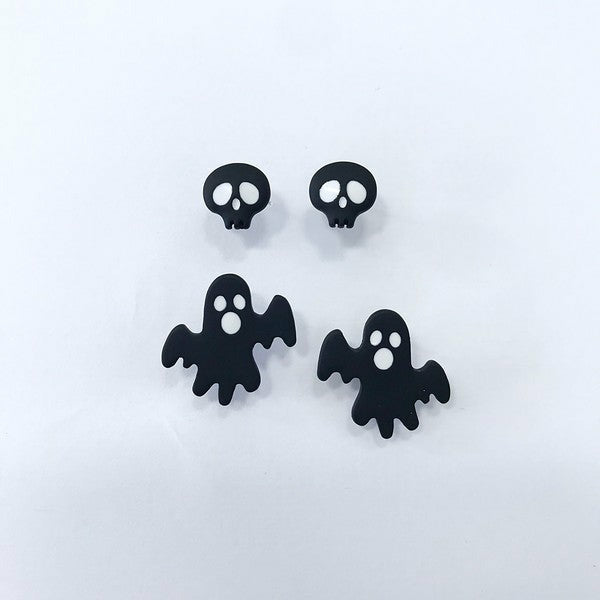 Ghost Set Earrings