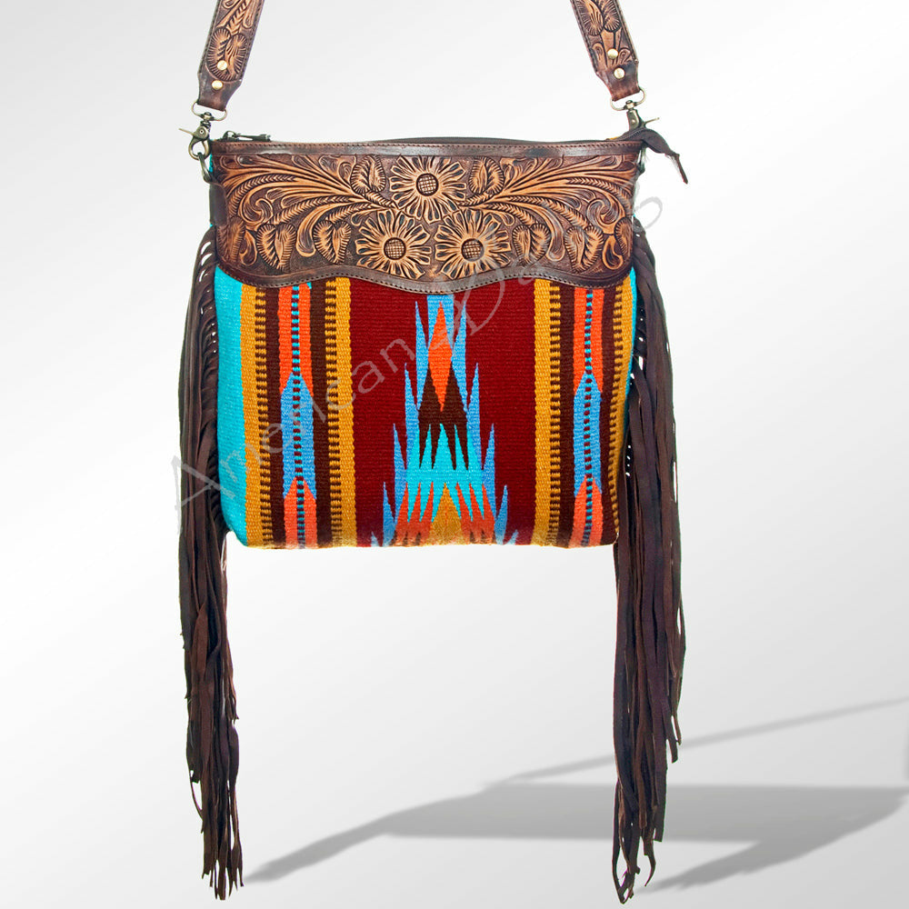 Bright Fringe Purse American Darling