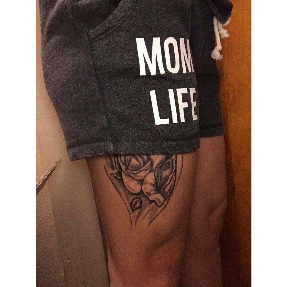 Mom Shorts - Gabriel Clothing Company