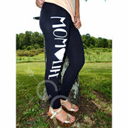 Comfy Mom Life Legging 1 pair (4 colors, not see through) - Gabriel Clothing Company