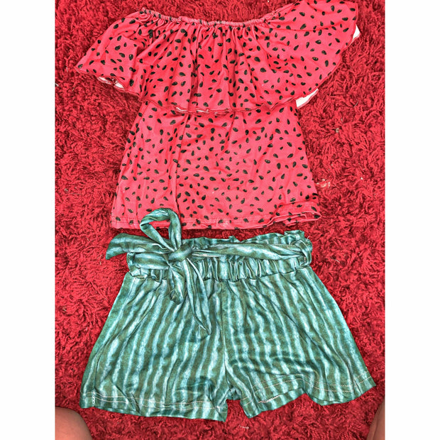 Kids Watermelon Set