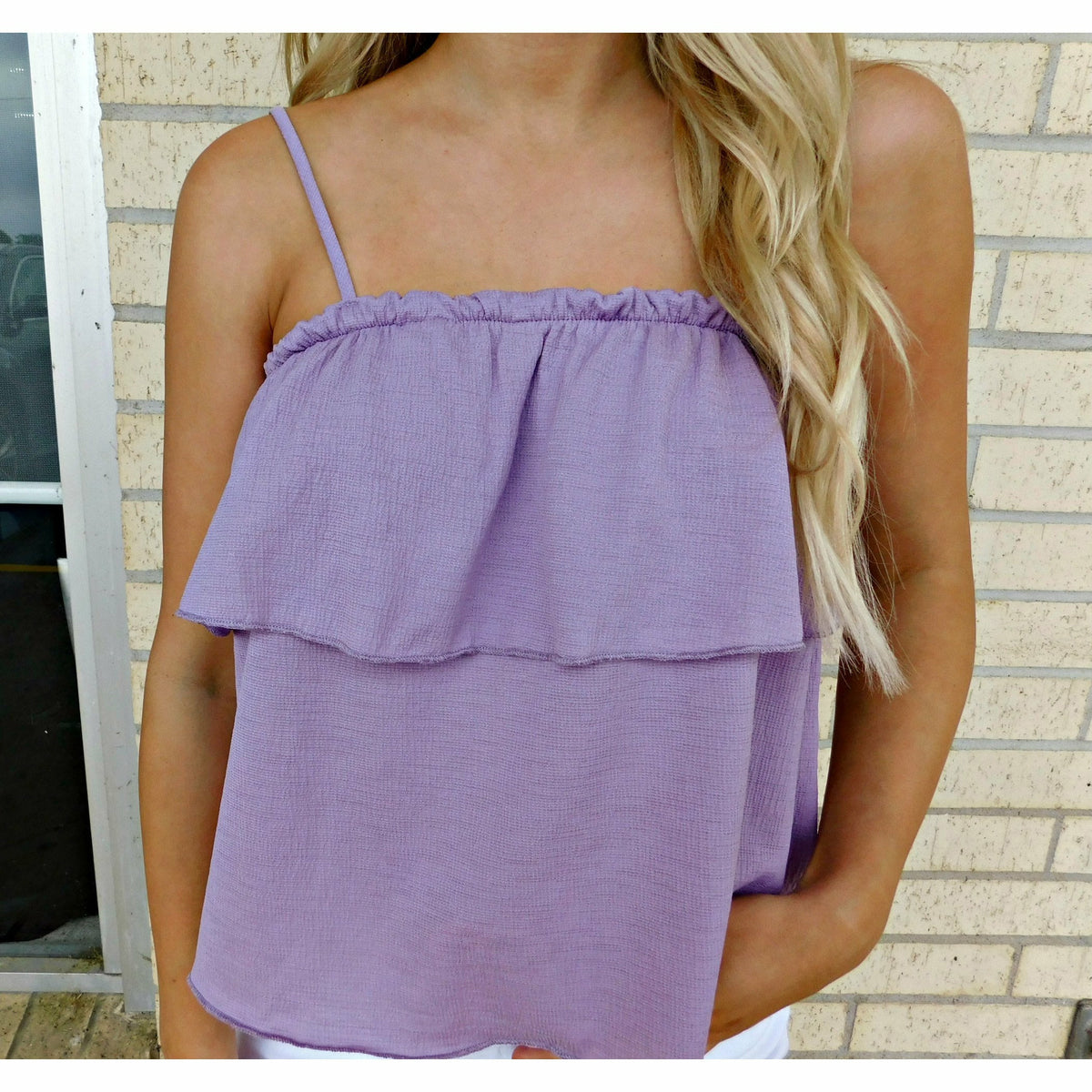 Soft Cami Tank Top ( 2 colors)