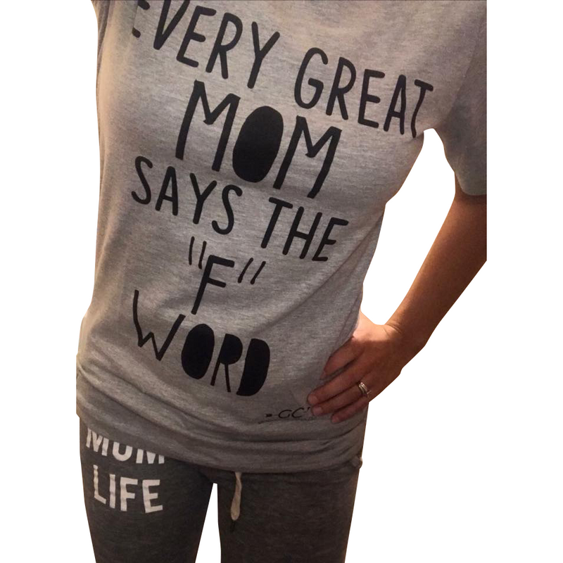 Every great mom - Gabriel Clothing Company
