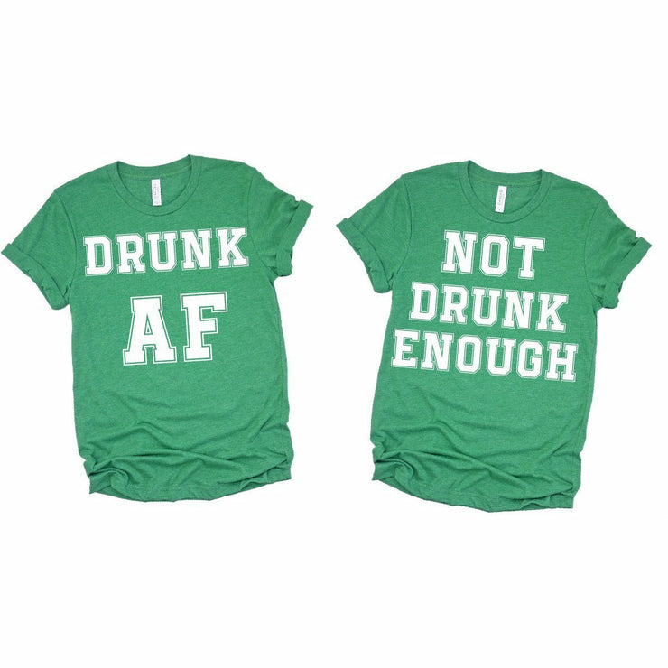 Drunk St. Patty Shirts (sold separately ) - Gabriel Clothing Company