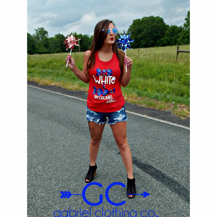 RED WHITE & BOOM - Gabriel Clothing Company