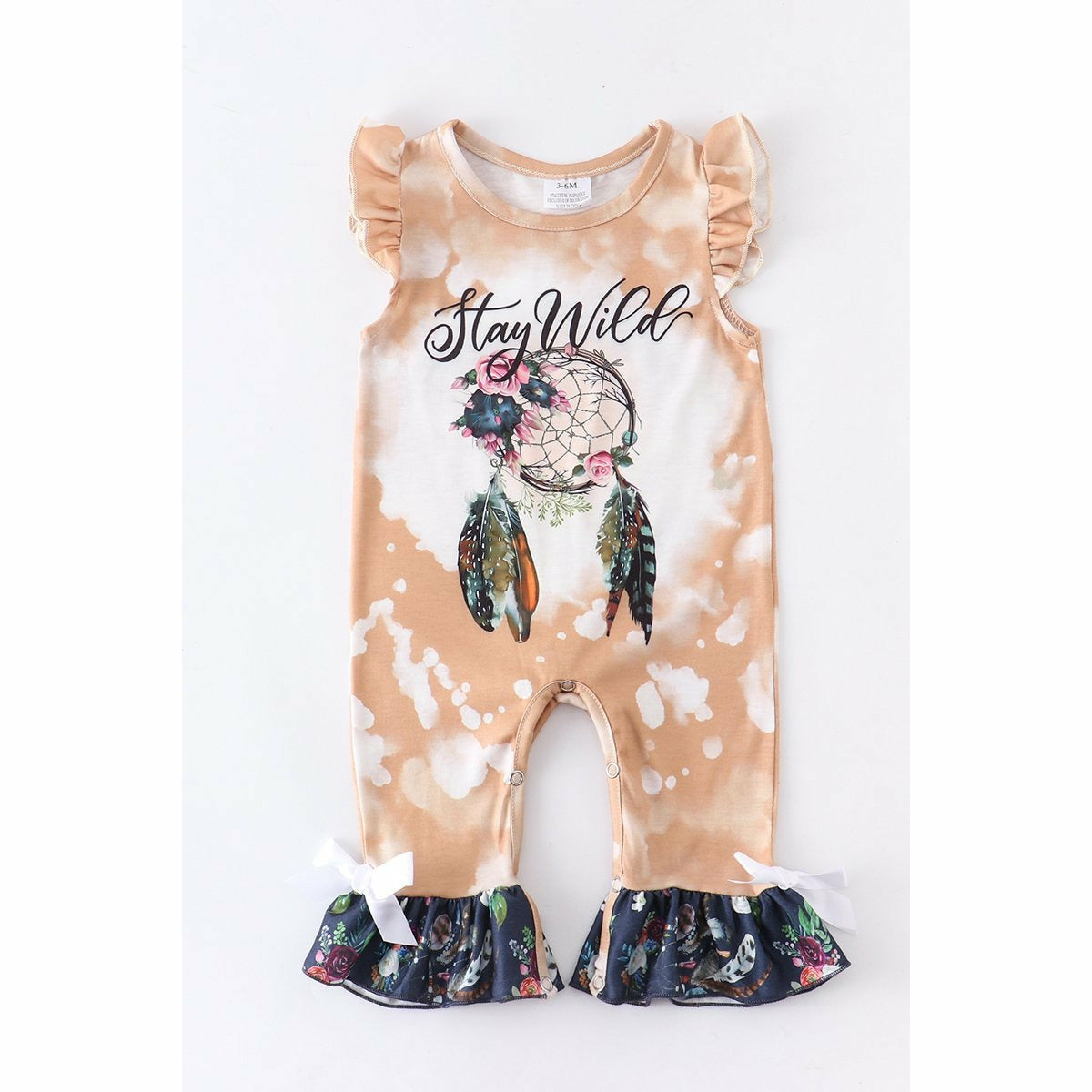 Stay Wild Infant Romper or Set