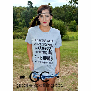 F Bomb Mom - Gabriel Clothing Company