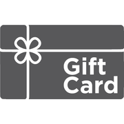 E-Gift Card- the perfect gift! Sent immediately