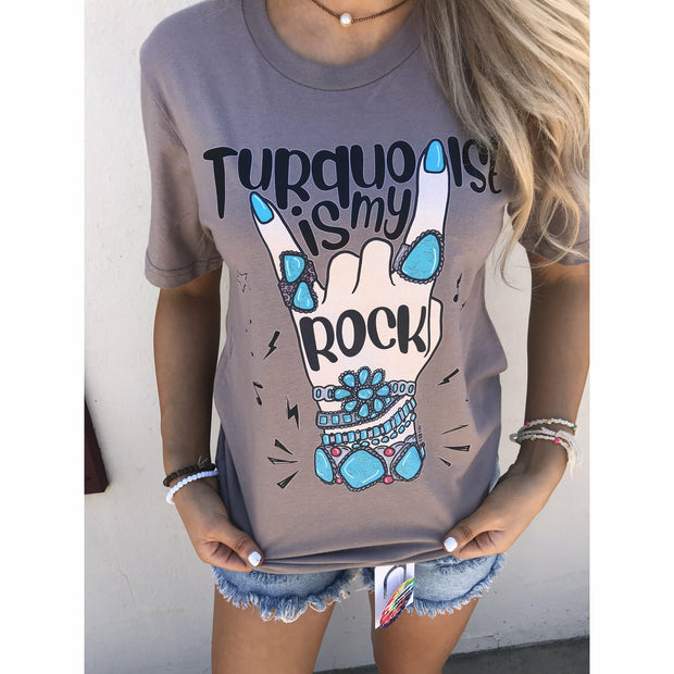 Turquoise is my Rock boutique