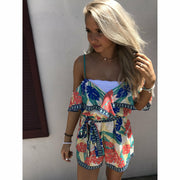 Tropical Babe Romper
