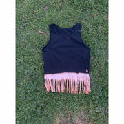 Fringe Dipped Tank (more colors)