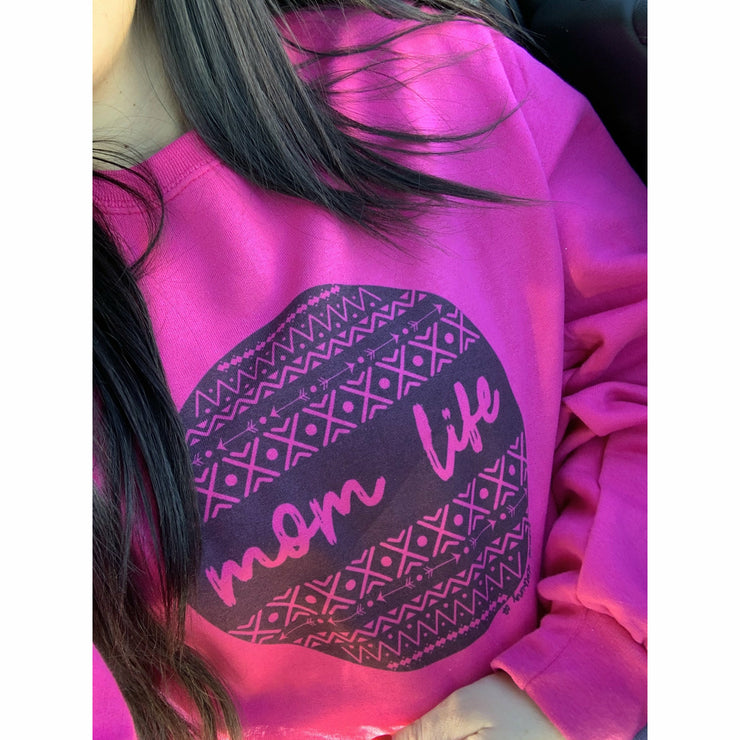 Aztec Mom Tee or Sweatshirt