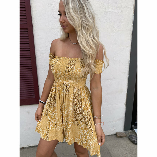 American Honey Dress