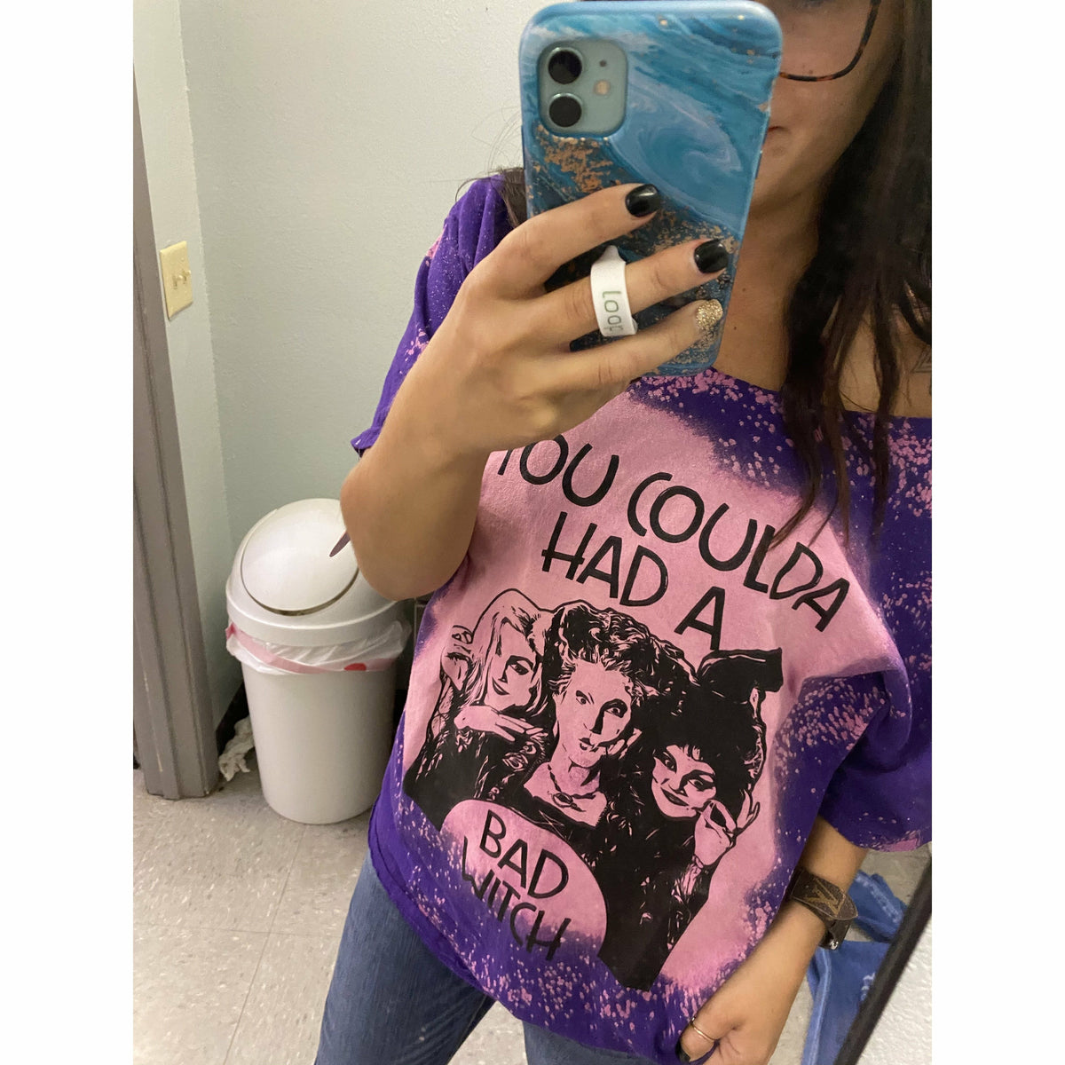 Bad Witch Slouchy Tee