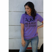 Cool Aunt tee (more colors)
