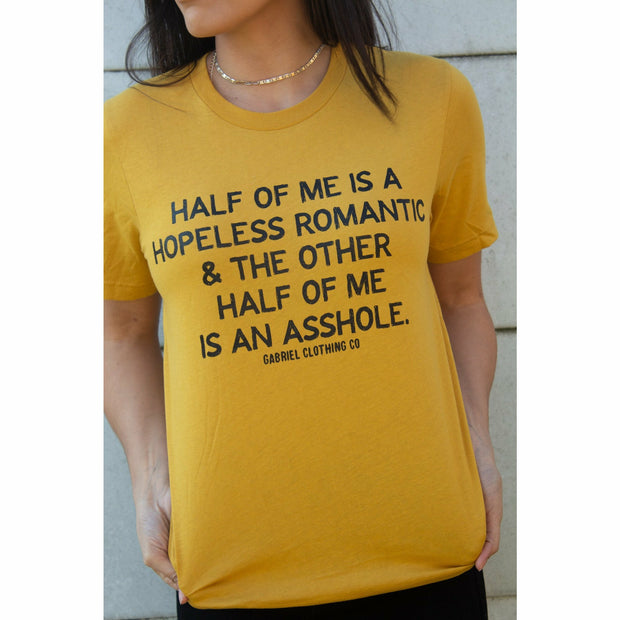 Romantic Asshole Tee